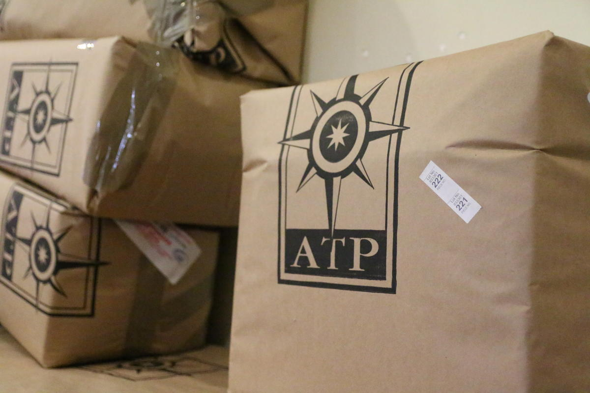 ATP relocation services for household goods