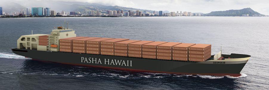 Pasha Hawaii | Pasha Group